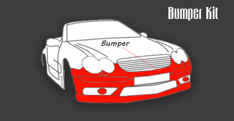 autoshield bumper kit